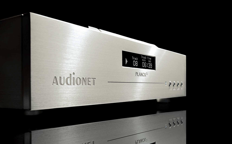 Két prémium CD-lejátszóval erősít az Audionet
