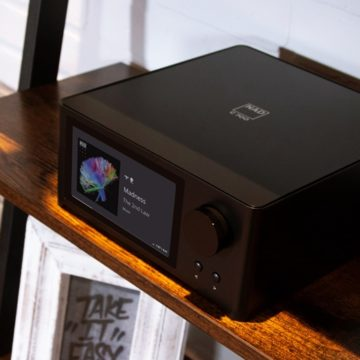 Újabb BluOS streaming rendszer a NAD műhelyéből